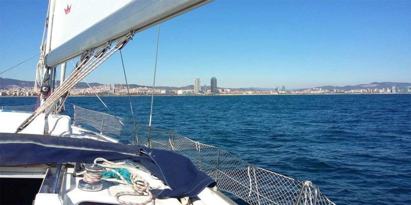 Barcelona Sailing Experience