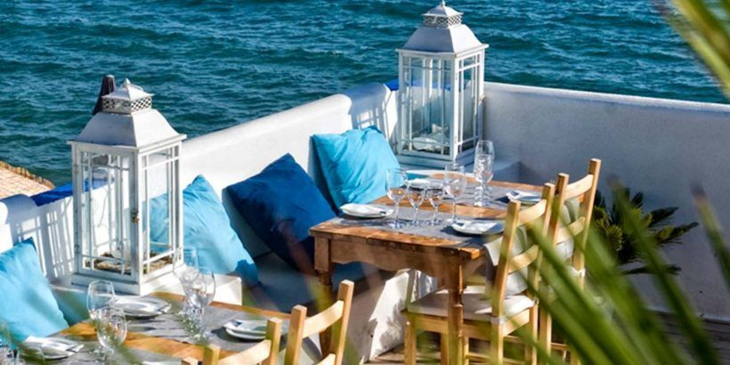 Charter Trip from Barcelona to Sitges